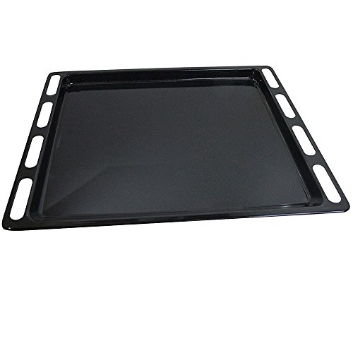 spares2go-enameled-grill-pan-base-for-scholtes-oven-cooker