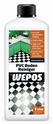 WEPOS 2000203702 PVC Bottom 1 Litre