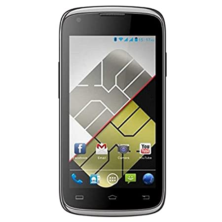"TELEFONO SMARTPHONE AEG AX505 PANTALLA 4"" / DUAL CORE 1.3 GHZ / 4GB / CAMARA TRASERA Y FRONTAL , LIBRE DUAL SIM + CARCASA"