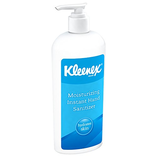 kleenex-moisturizing-instant-hand-sanitizer-31294-no-rinse-12-8-oz-bottles-case