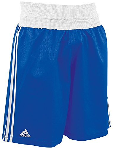 Adidas-Kick-Boxing-Martial-Arts-Fight-Wear-Elasticated-Waist-Polyester-Shorts
