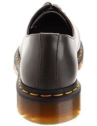 pictures of Dr. Martens Women's 1461 W Shoe,Grey,6 UK (8 M US Women's)
