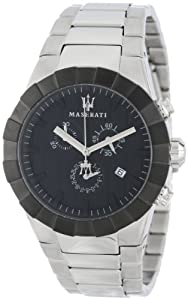 Reloj Maserati 46mm acero multifuncion