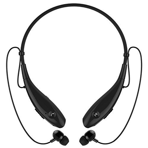 7db9cc9c394 (click photo to check price). 2. SoundPEATS Bluetooth Headphones Wireless  Headset Stereo Neckband ...