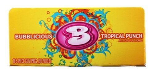 bubblicious-gum-tropical-punch-18-5pcs-by-n-a