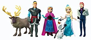 Disney Frozen Complete Story Playset by Mattel