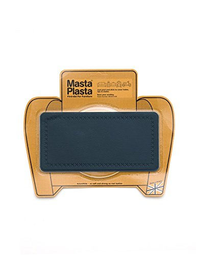 Purchase MastaPlasta Peel and Stick First-Aid Leather Repair Band-Aid. Large plain design 8-inch by ...