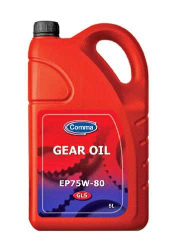 Comma EP75W805L 5L Gear Oil
