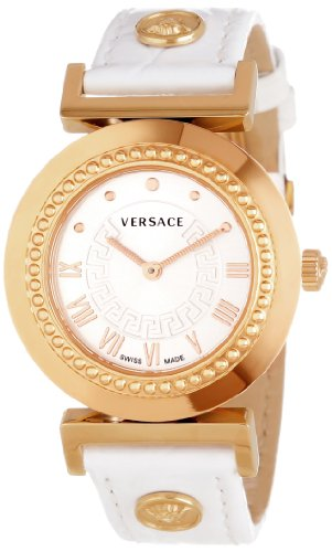 Versace-Womens-P5Q80D001-S001-Vanity-Rose-Gold-Ion-Plated-Watch-with-Leather-Band