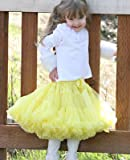 Ally Girl Pettiskirt *YELLOW* (petite - xlarge)