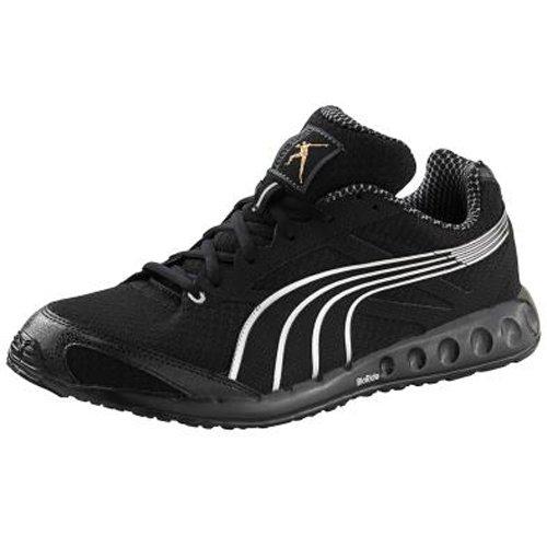 400 hommes Running Faas noir chaussures Puma Chaussures Bolt wTPOXikZu