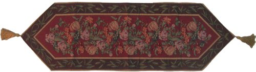 Red Rose Bedding front-1075794