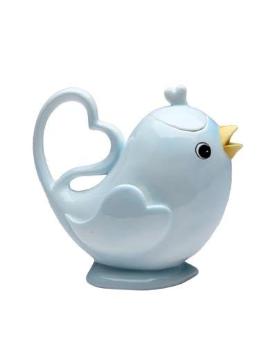 Appletree Design Porcelain Bird Teapot