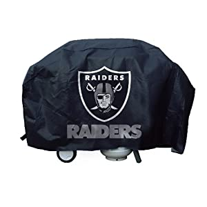 NFL Oakland Raiders 68-Inch Grill Cover by Rico