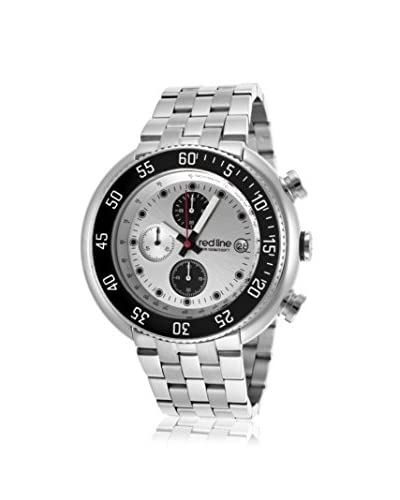 red line Men's RL-50038-22S Driver Stainless Steel Watch