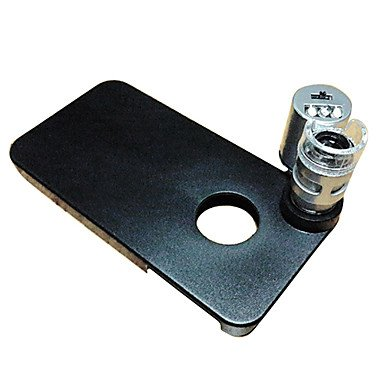Generic 60X Magnification Microscope For Iphone 4/4S (With Led Head Light And Uv Light)