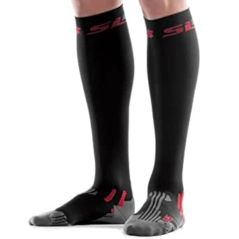 SLS3 FXC Compression Socks, Black, Women 6-8