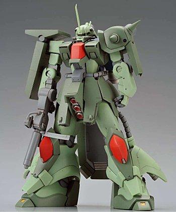 1/144 full-kit AMX-011S ザクIII改 未塗装組立キット 『機動戦士ガンダムZZ』より