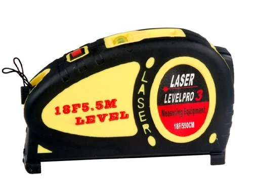Lv05 5.5-Meter Laser Level Tape Measure(Shipping From China)