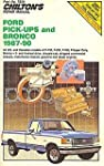 Ford Pick-ups and Bronco, 1987-90
