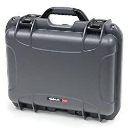 Nanuk 920 Case with Cubed Foam (Graphite)