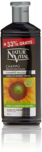 CHAMPU COLOR negro 300+100 ml