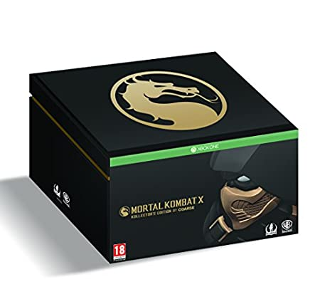 Mortal Kombat X Imported Edition (Xbox One)