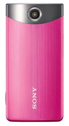 【Amazonの商品情報へ】SONY モバイルHDスナップカメラ bloggie TS20K ピンク MHS-TS20K/P