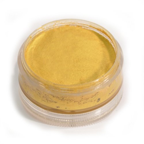 Wolfe F/X Metallix Colors Face Paint - Gold (90 gm)