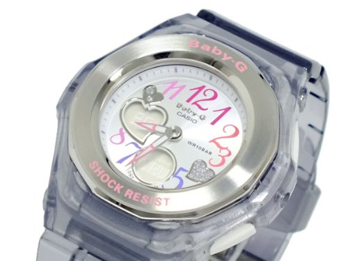 Casio CASIO baby G baby-g watch BGA101-8B [parallel import goods]