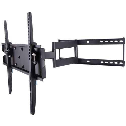 "Mount Factory Articulating Tilting Television Wall Mount For 40"" - 65"" TVs"
