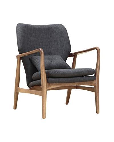 Ceets Bradley Leisure Chair, Charcoal