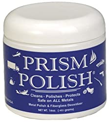 PRISM POLISH 16 oz Plastic Jar