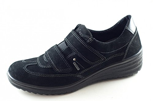 Legero ROMA 1/2 sneaker velcro fodera GORETEX (7)