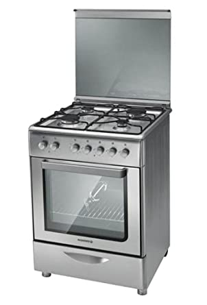 Rosieres RGC6112IN Four 52 L Convection, Grill Argent