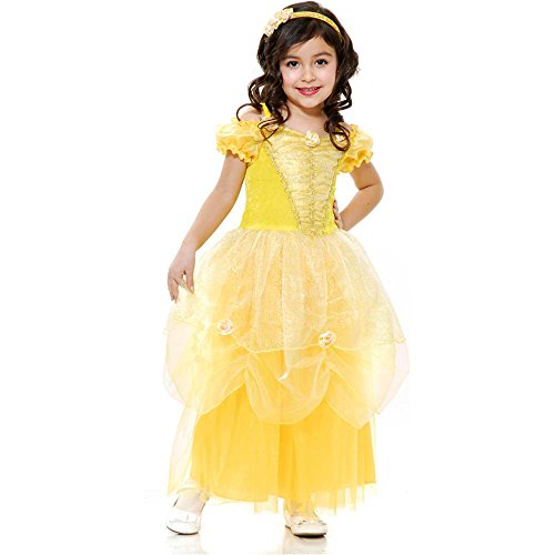 Belle Kids Costume