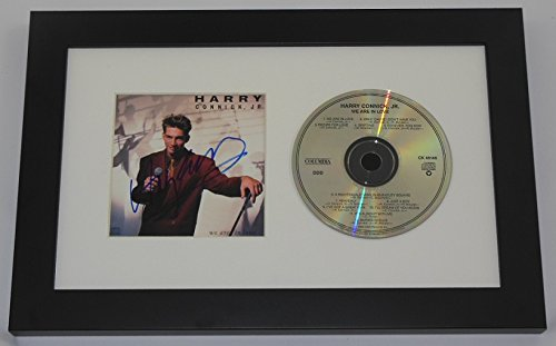 Harry Connick Jr. We Are In Love Authentic Signed Autographed Music Cd Compact Disc Framed Display Loa