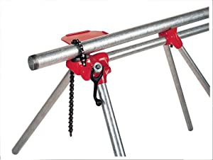 Ridgid 40165 Top Screw Stand Chain Vise