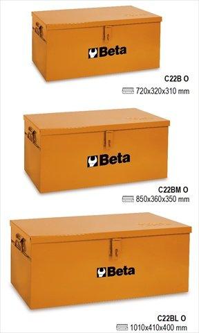 Beta Tools C22bm-o-caixa metãlica tipo baãš