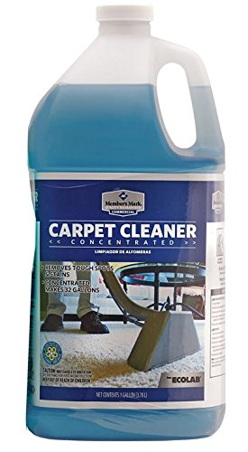 Member's Mark Commercial Carpet Cleaner (Formerly ProForce Commercial) 1 Gal Bottle (Ecolab Floor Cleaner compare prices)