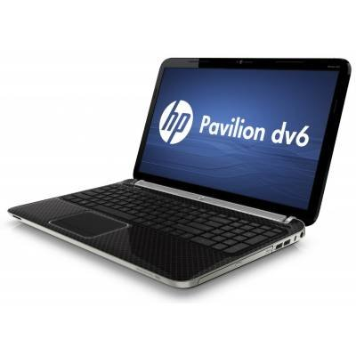 HP Pavilion dv6-6c00 dv6-6c14nr A6Y00UA 15.6 LED Notebook Centre i5 i5-2450M 2.5GHz 4GB DDR3 500GB HDD DVD-Writer Intel HD 3000 Windows 7 Available Premium 64-bit Espresso Black