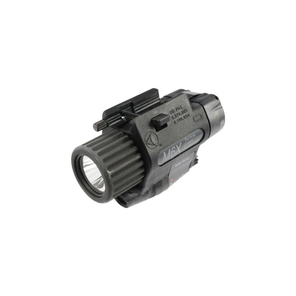 EOTech M6X Green Laser/LED Light Combo, Long Gun, Glock Style M6X 600 A4