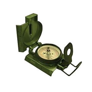 CMMG S.W.A.T. Tritium Lensatic Compass Clam Pack, Black