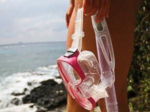 Cressi Onda Mare - Kit de máscara y tubo para snorkelling