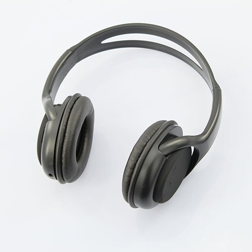 BAT Music FM Radio Bluetooth Stereo Headphone Professional Sound Black F2D Bluetooth Headsets autotags B00H4TERJU