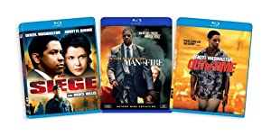 The Denzel Washington Blu-ray Collection (Man on Fire / The Siege / Out of Time)