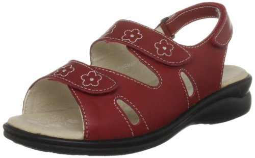 Padders Women's Rosemary Red Slingbacks 711 5.5 UK