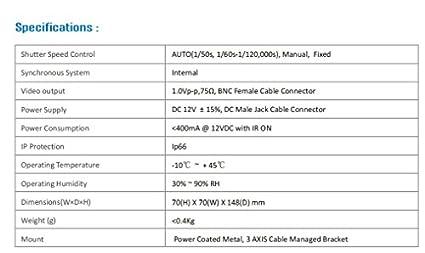 Avtron-AA-1341P-FMR2-HD1024P-IR-Bullet-CCTV-Camera