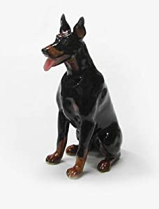 Doberman Pinscher Police Dogs
