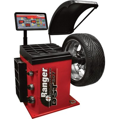 - Ranger Products Digital Tire Balancer - Automatic Datawand Entry, Model# Dst-64T
